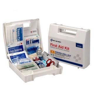 First Aid Only 25 Person Class A Bulk First Aid Kit