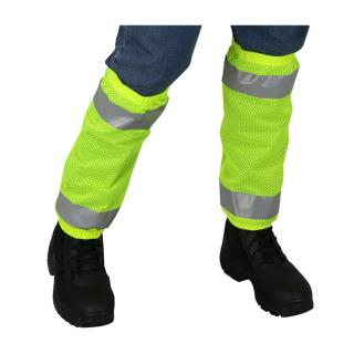 PIP High-Vis Leg Gaiters - Fluorescent Yellow