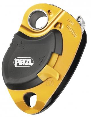 Petzl PRO TRAXION Pulley Rope Clamp