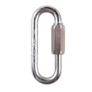 Petzl GO Oval Steel Screw Lock