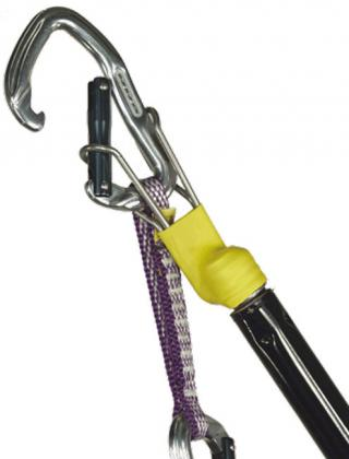 Yates Rescue Clip with Optional Extension Pole