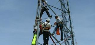 Rescue From Fall Protection, Difficult Access