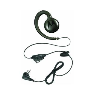 Motorola RLN6423A Swivel Earpiece with In-Line Push-to-Talk Microphone