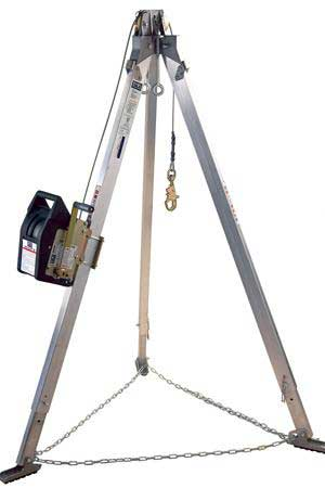 3M DBI Sala Tripod & Salalift II Confined Space Rescue System (Choose Length)