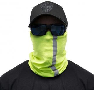 Hi-Vis Yellow Multi-Use Face Shield