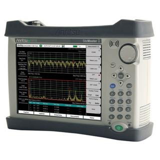 Anritsu Site Master S331E Compact Handheld Cable and Antenna Analyzer