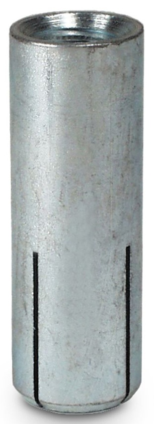 Simpson Strong-Tie 1/2 Inch Lipped Drop-In Anchor with 5/8 Drill Bit Diameter