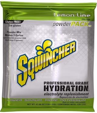 Sqwincher 5 Gallon Powder Pack (Case of 16)