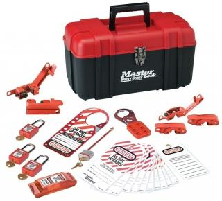 Master Lock Electrical Lockout/Tagout Kit