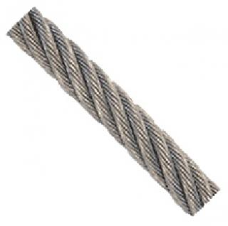 SafeWaze Safelink 5/16 Inch Galvanized Steel Cable - 60 Feet
