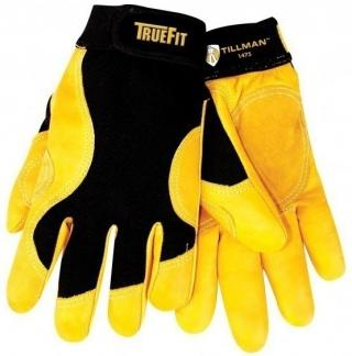 Tillman 1475 TrueFit Gold Cowhide Gloves