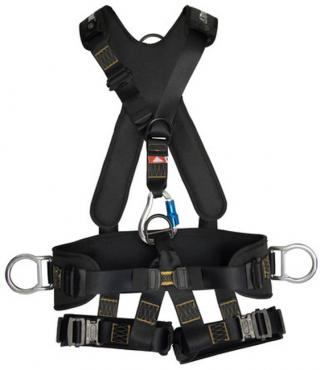 Tractel Tower Tracx Rescue Harness
