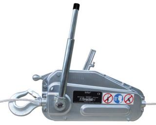 Tractel Griphoist/Tirfor Wire Rope Hoists with Wire Rope