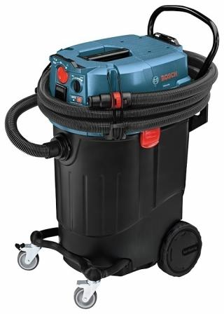 Bosch 14 Gallon Dust Extractor with Auto Clean HEPA Filter