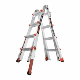 Little Giant Ladder Systems Revolution 17 foot Aluminum Extendable Ladder