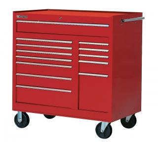Wright Tool WT855, 13 Drawer Roller Cabinet