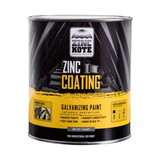 Zinc Kote Zinc Film Cold Galvanizing Coating