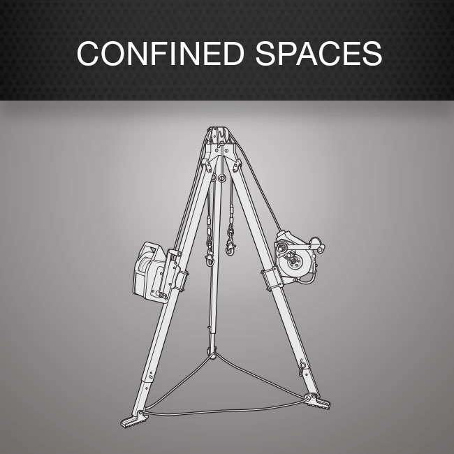 Confined Spaces 101 by Columbia Safety and Supply