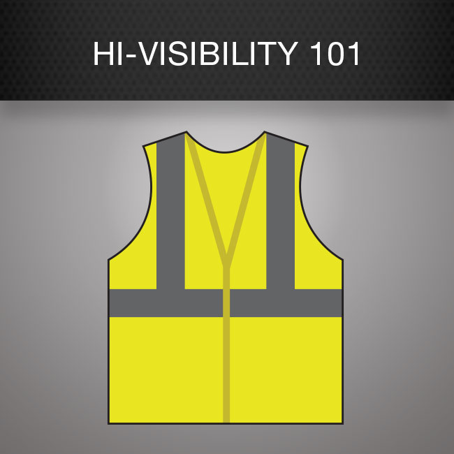 High Visibility Clothing 101 by Columbia Safety and Supply