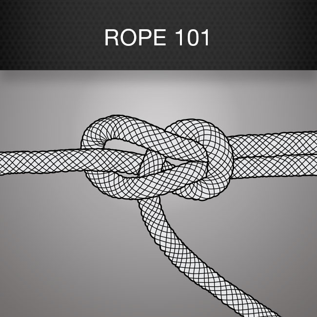 Industrial Climbing Rope 101 by Columbia Safety and Supply