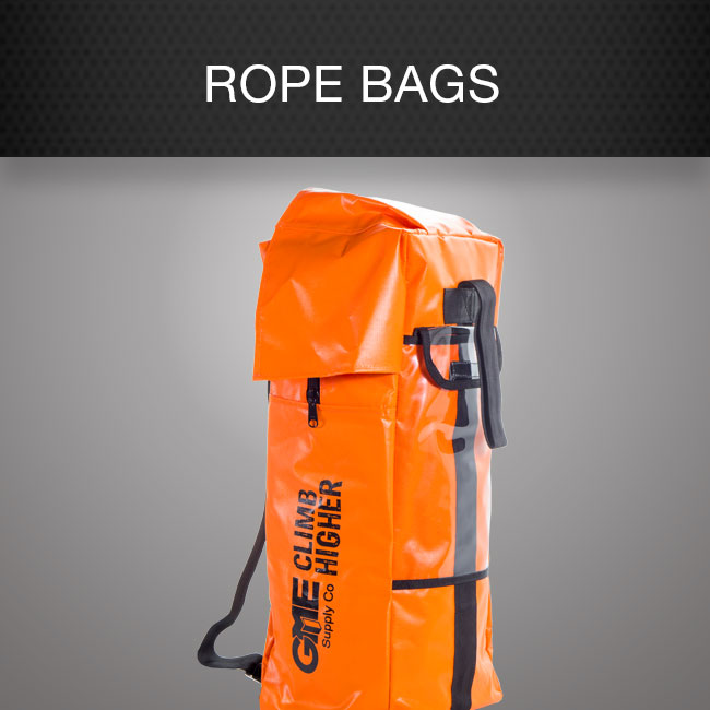 Industrial Climbing Rope Bags 101 by Columbia Safety and Supply