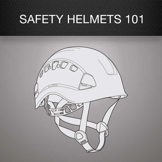 Safety Helmets 101 by Columbia Safety and Supply