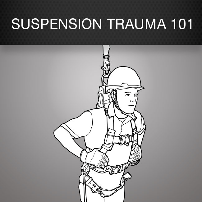 Suspension Trauma 101 by Columbia Safety and Supply