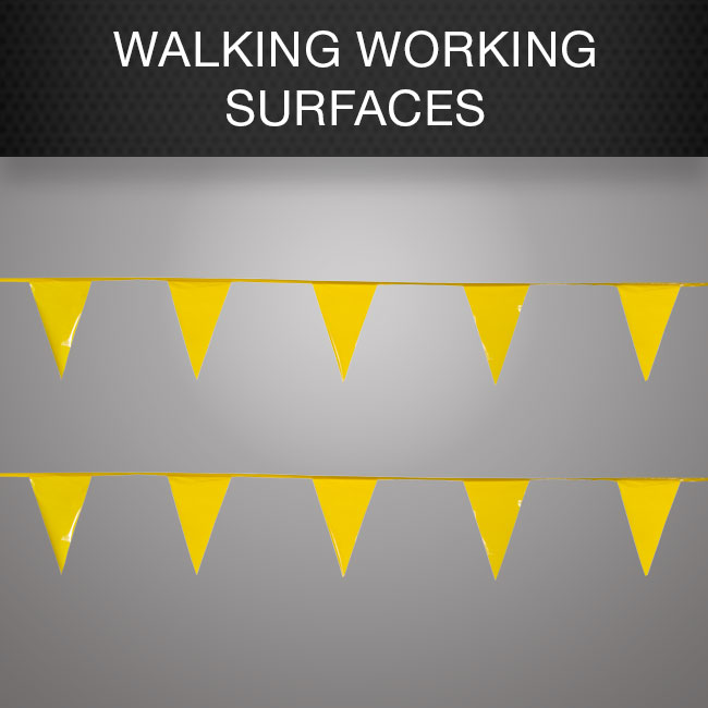Walking Working Surfaces 101 by Columbia Safety and Supply