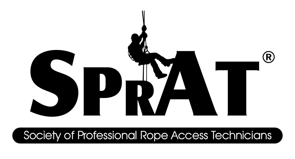 Columbia Safety & Supply is a proud member of SPRAT (the Society of Rope Access Technicians