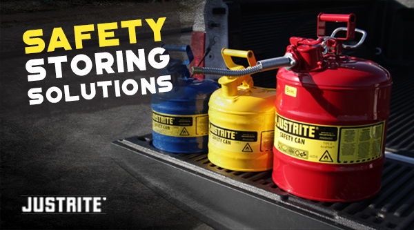 Get Safety Cans at Columbia Safety and Supply