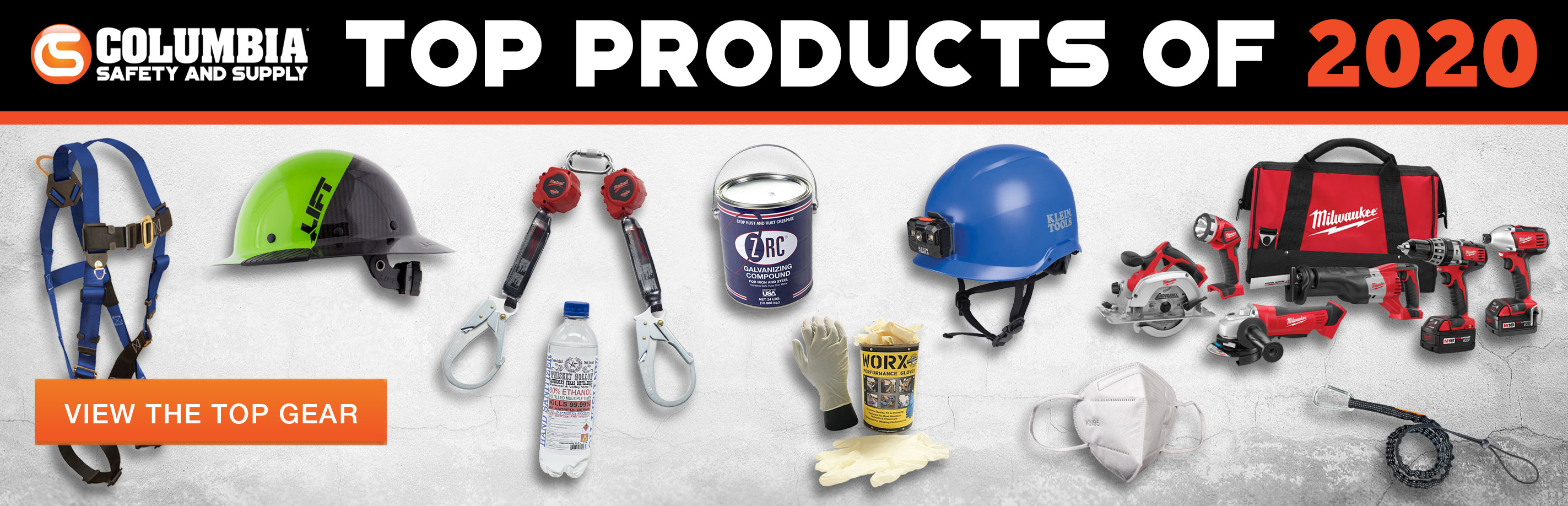 View our hand-picked holiday gifts from Columbia Safety and Supply