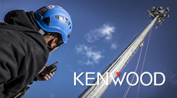 Kenwood gear from Columbia Safety and Supply