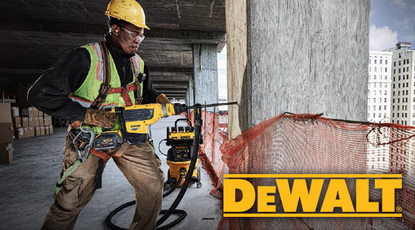 Dewalt gear from Columbia Safety and Supply