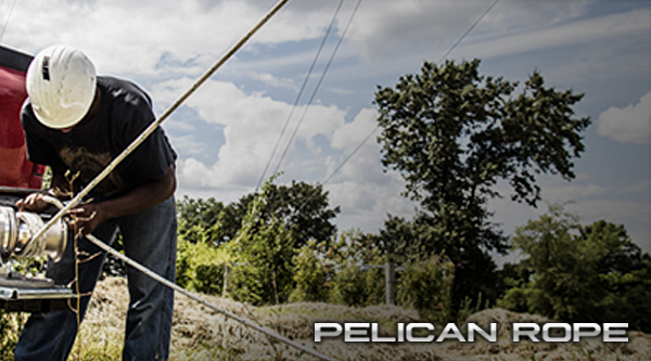 Pelican Rope gear from Columbia Safety and Supply