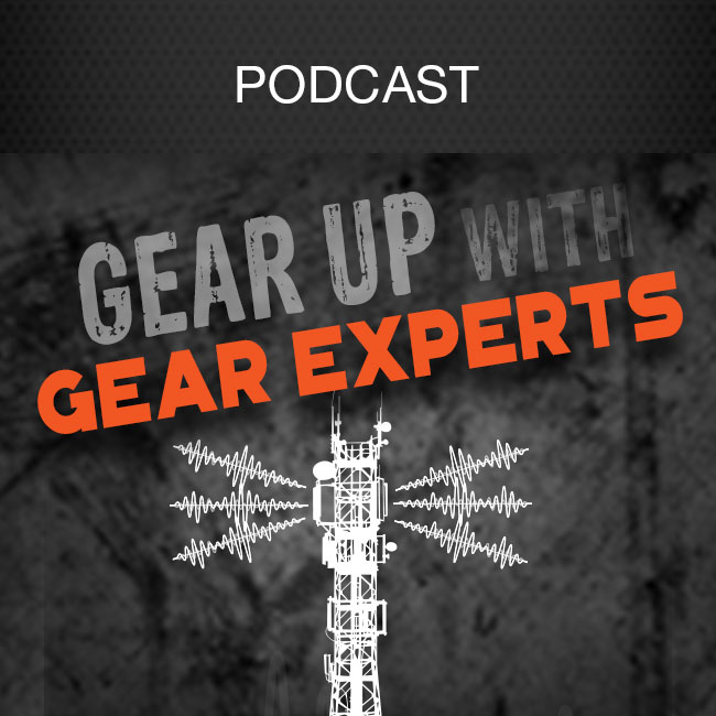Gear Up with Gear Experts a podcast for At-height, industry, and construction by Columbia Safety and Supply and Columbia Safety &