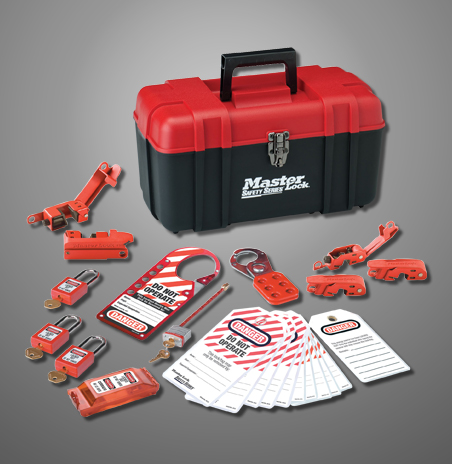 Lockout/Tagout from Columbia Safety