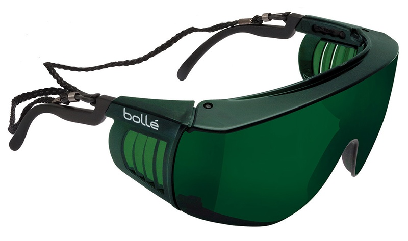 Bolle Override Safety Glasses 253-OR-40056 from Columbia Safety