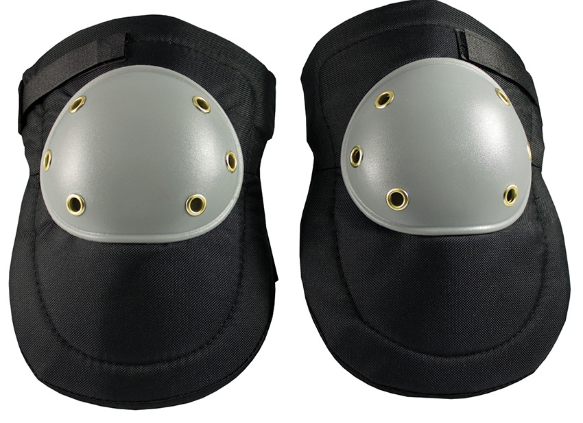 PIP 291-100 Hard Plastic Cap Knee Pads from Columbia Safety