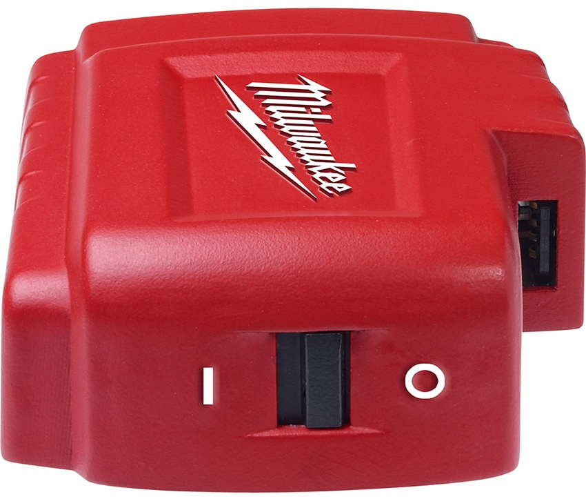 Milwaukee M18 Power Source from Columbia Safety