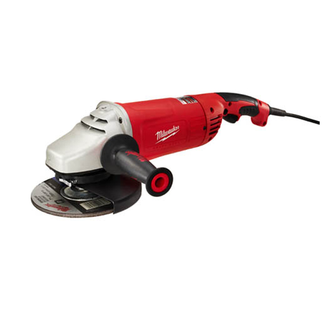 Milwaukee 15 Amp 7 Inch/9 Inch Large Angle Grinder with Lock-On from Columbia Safety