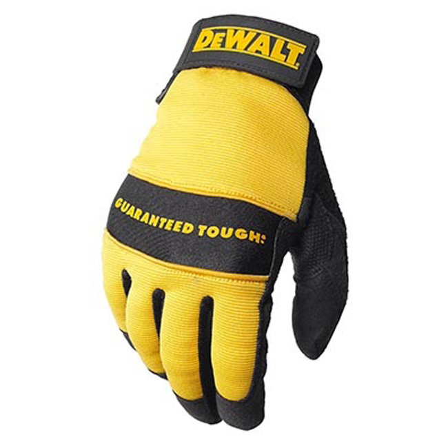 Dewalt All-Purpose Leather Glove from Columbia Safety