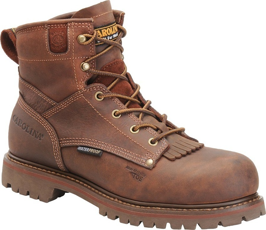 Carolina 28 Series 6 Inch Waterproof Men's Boots from Columbia Safety
