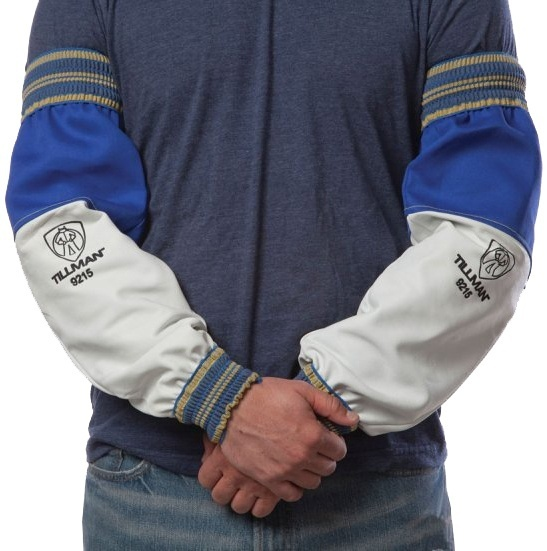Tillman FR Top Grain Goatskin Sleeves from Columbia Safety