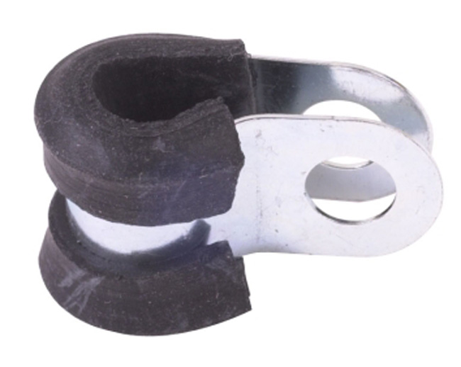 Cable Clamp 1/4 Inch Stainless-100 pack from Columbia Safety