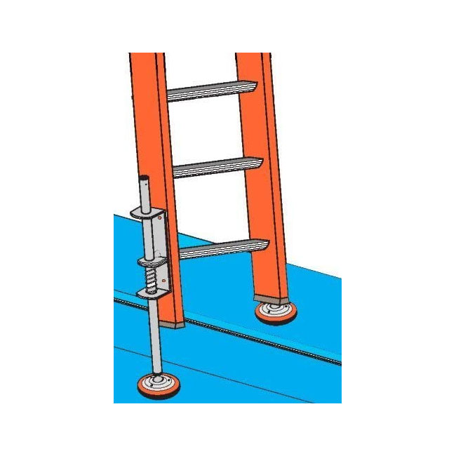 Ladder Levelers X-Tenda Leg Ladder Levelers (Pair) from Columbia Safety