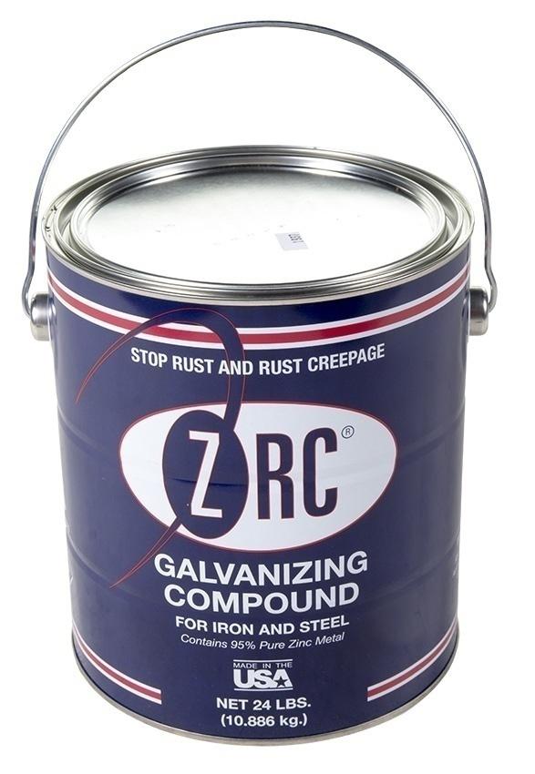 ZRC Cold Galvanizing High Zinc Compound - 1 Gallon